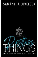 Restless Things: A Dark High School Romance (Folkestone Sins Book 3) Kindle Edition