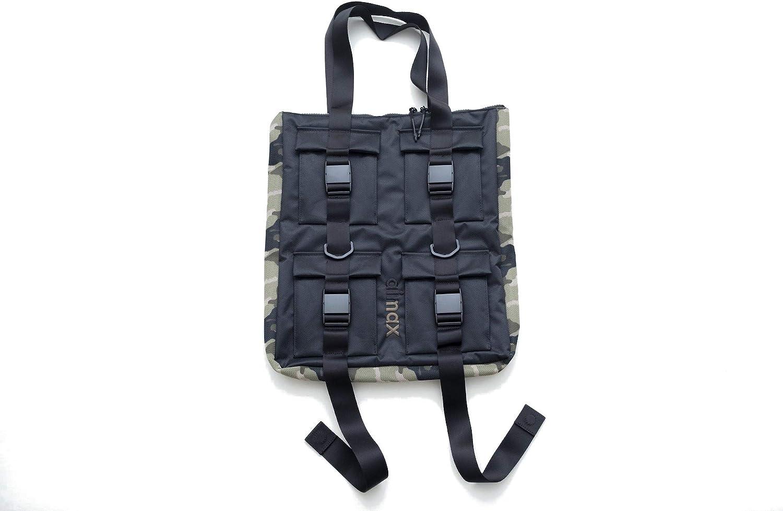 NIKE Air Max Tote Bag Black/Camo BA5853