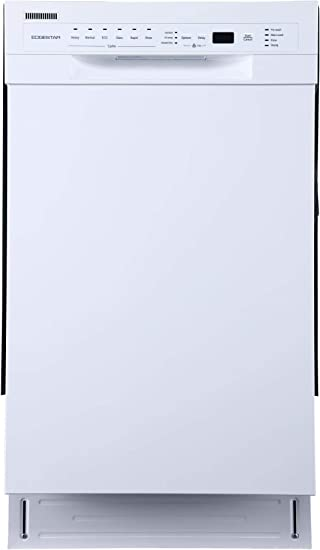 EdgeStar BIDW1802SS 18 Inch Wide 8 Place Setting Energy Star Rated ...