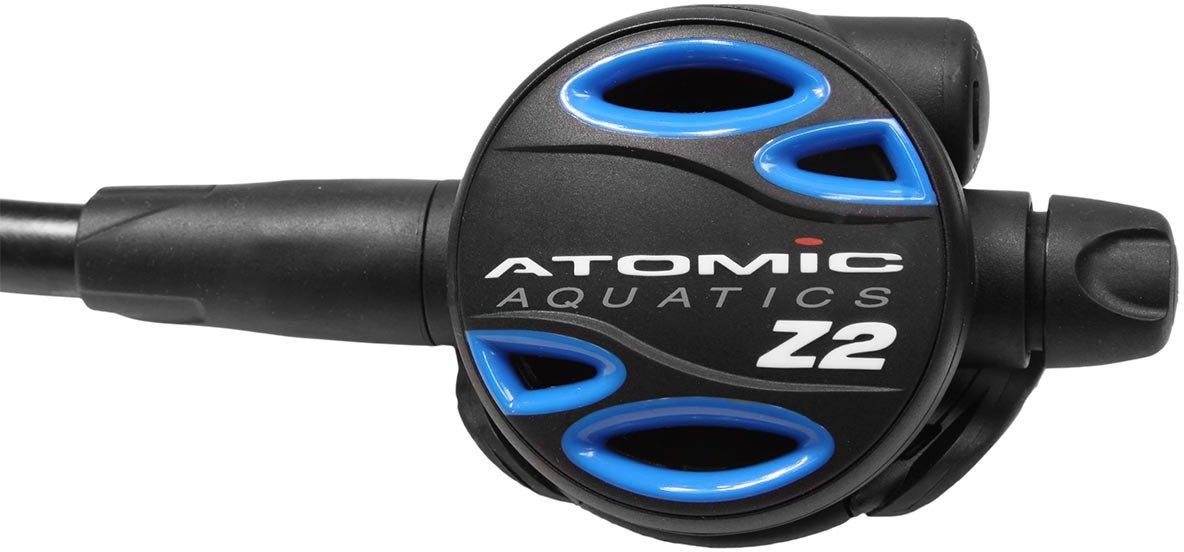 Atomic Z2 Second Stage Regulator (Blue)
