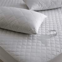 Pillow Protector Cover Pair (2pk) Waterproof Quilted Hypoallergenic, Super Soft -Breathable and Noiseless Pillow Support…