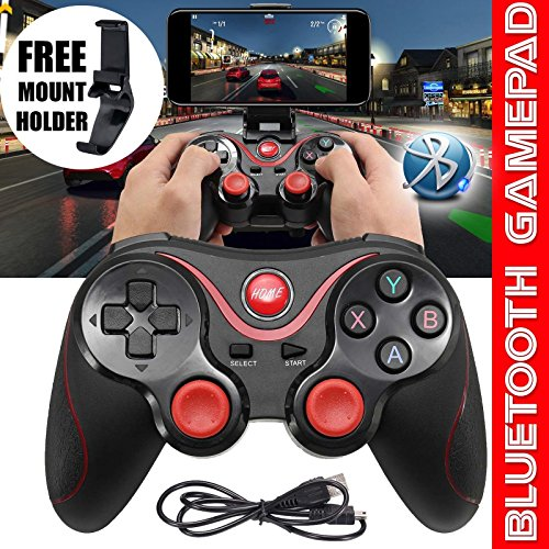 Bluetooth Wireless Controller Game pad For Android Amazon Fire TV Stick (Lg 9300)