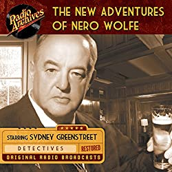 The New Adventures of Nero Wolfe
