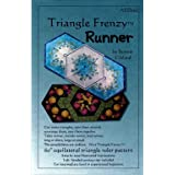 Triangle Frenzy Runner Pattern By Bunnie Clelund
