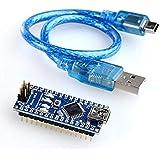 Robocraze Improved Version Arduino Nano V3 for USB Cable Soldered Pins