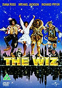 The Wiz [Reino Unido] [DVD]: Amazon.es: Diana Ross