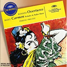 Bizet: Carmen - Preludes & Ballet Music