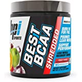 BPI Sports Best BCAA Shredded - Caffeine-Free Thermogenic Recovery Formula - BCAA Powder - Lean Muscle Building…