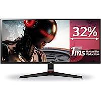 "LG 29UM69G  73 cm (29"") 1ms 75Hz Ultrawide IPS Gaming Monitor (2560 x 1080, HDMI, DisplayPort, 250 cd/m2, AMD Freesync)"
