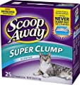 Scoop Away Super Clump with Ammonia Shield, Scented Cat Litter, 25 pounds