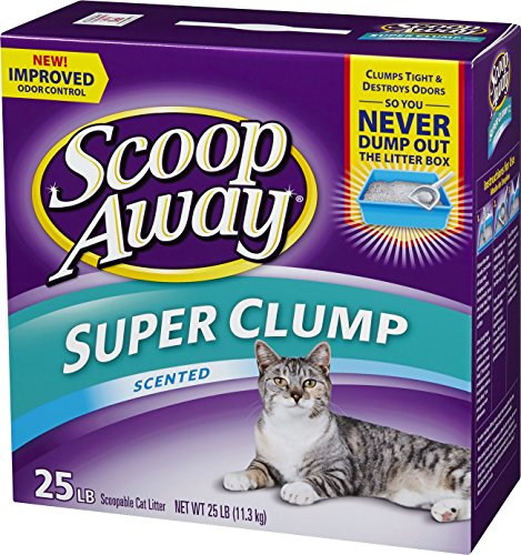 Scoop-Away-Super-Clump-with-Ammonia-Shield-Scented-Cat-Litter-25-Pound-Carton