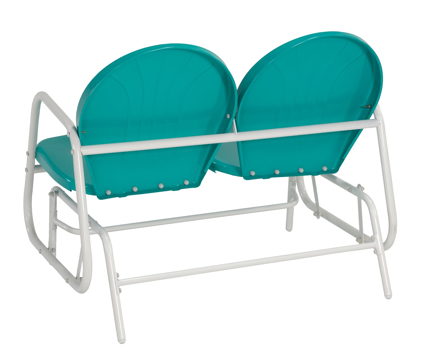 Jack Post BH-10EM Porch Glider,Turquoise by Jack Post (Image #2)