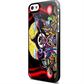 legend of zelda all characters For iPhone 5c Black Case ...