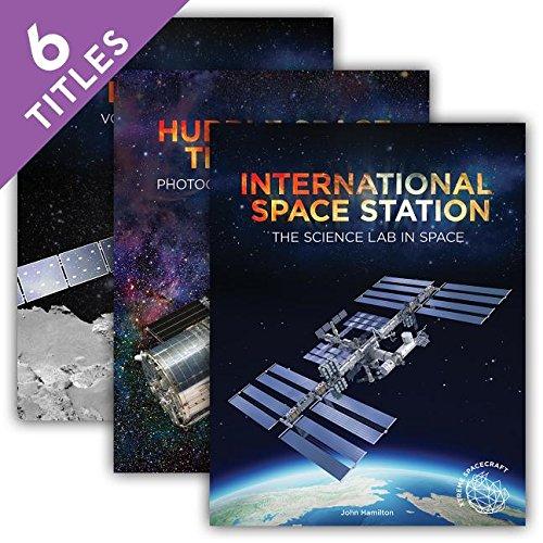 Xtreme Spacecraft: International Space Station, New Horizons, Hubble Space Telescope, Curiosity Rover, Cassini, Rosetta