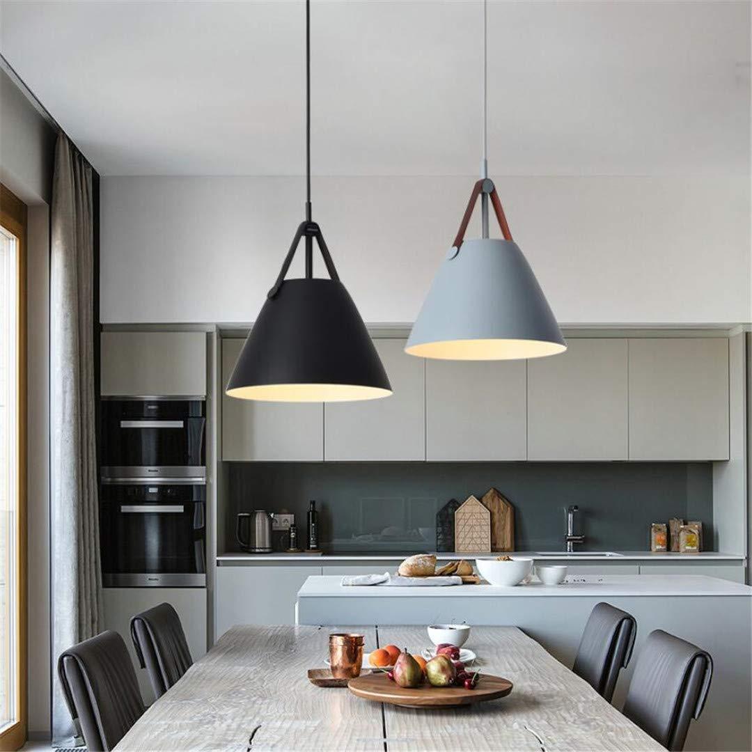 Amazon.com: CC6 Lámpara de techo nórdica para restaurante ...