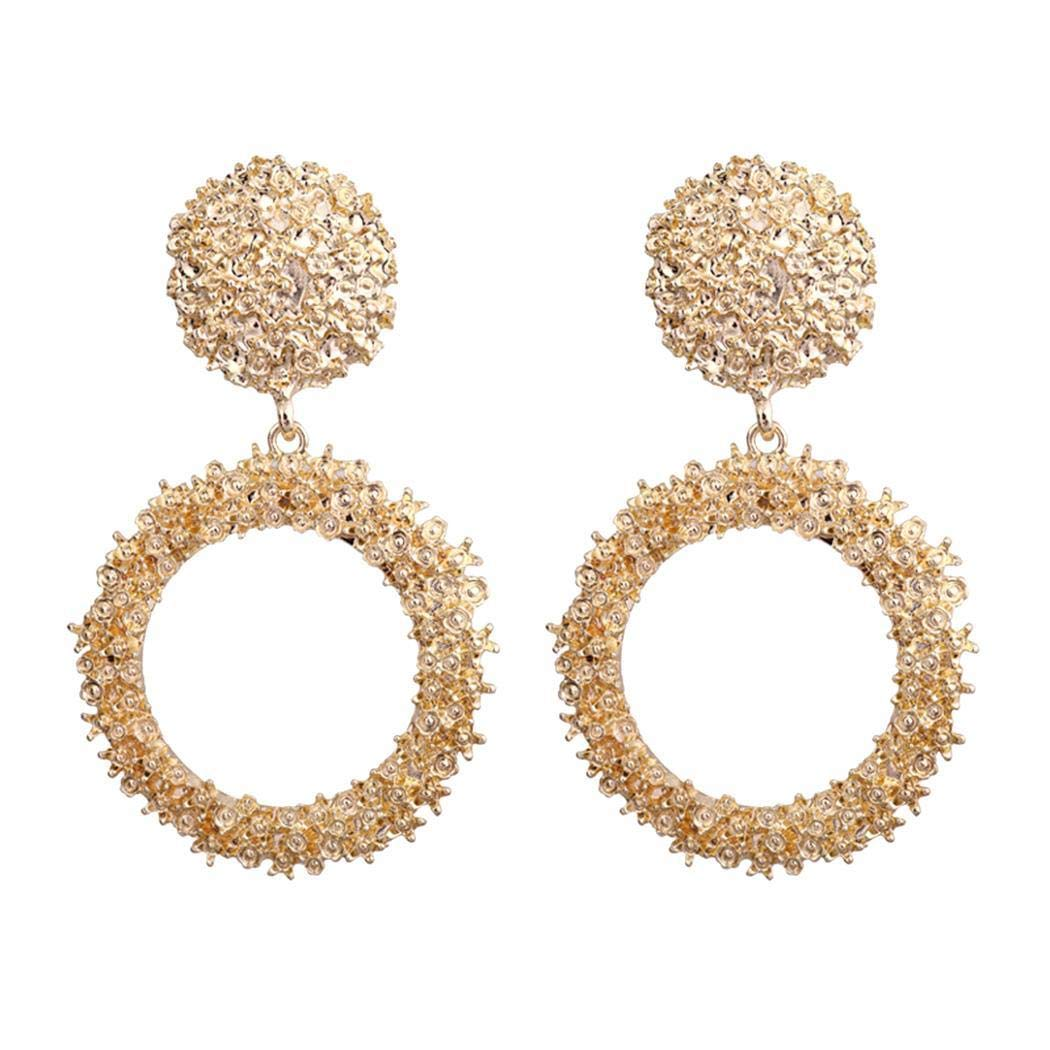 UpBeauty New Women Fashion Earrings Jewelry Trendy Charm Wedding Gift Drop & Dangle