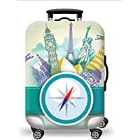 LORI Travel Luggage Protector Suitcase Cover Spandex Elastic Dustproof 18-31 Inch XL