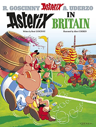 Artisan Album - Asterix in Britain: Album #8 (The Adventures of Asterix)