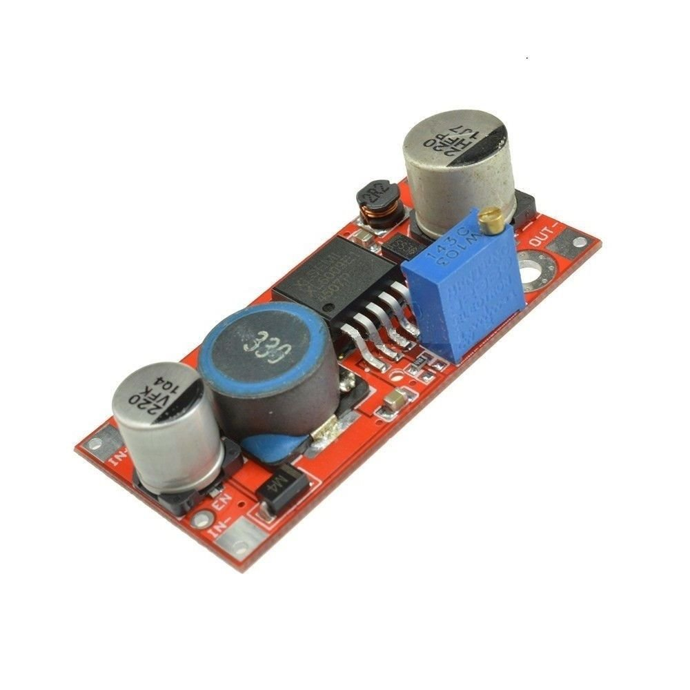 3v 32v Input To 5v 48v Output Adjustable Boost Step Up Switching Regulators Using Lm2575 And Lm2577 Xl6009 Converter Power Supply Module Home Audio Theater