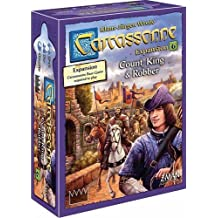 Zman Games Carcassonne Expansion 6: Count, King and Robber