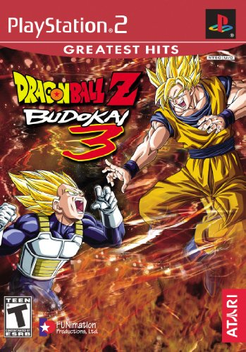 Dragon Ball Z: Budokai 3 - PlayStation ()