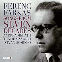 Farkas: Songs from Seven Decades
