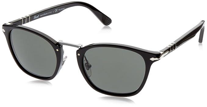 Amazon.com: Persol para hombre acetato de anteojos de sol ...