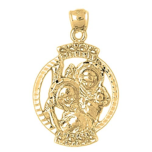 Rhodium-plated 925 Silver First Class Saying Pendant with 16 Necklace Jewels Obsession Saying Necklace