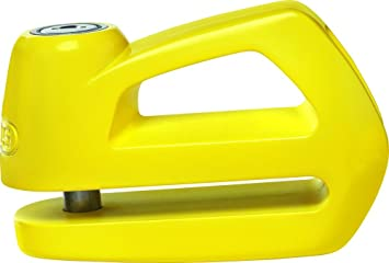 Abus 559686 - ELEMENT_290_yellow Bloqueo de disco amarillo