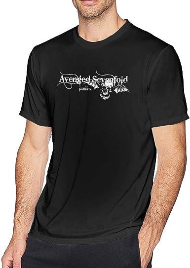 Avenged Sevenfold T Shirt Women Basic Round Neck Short Sleeve Casual Tops Fashion Shirt