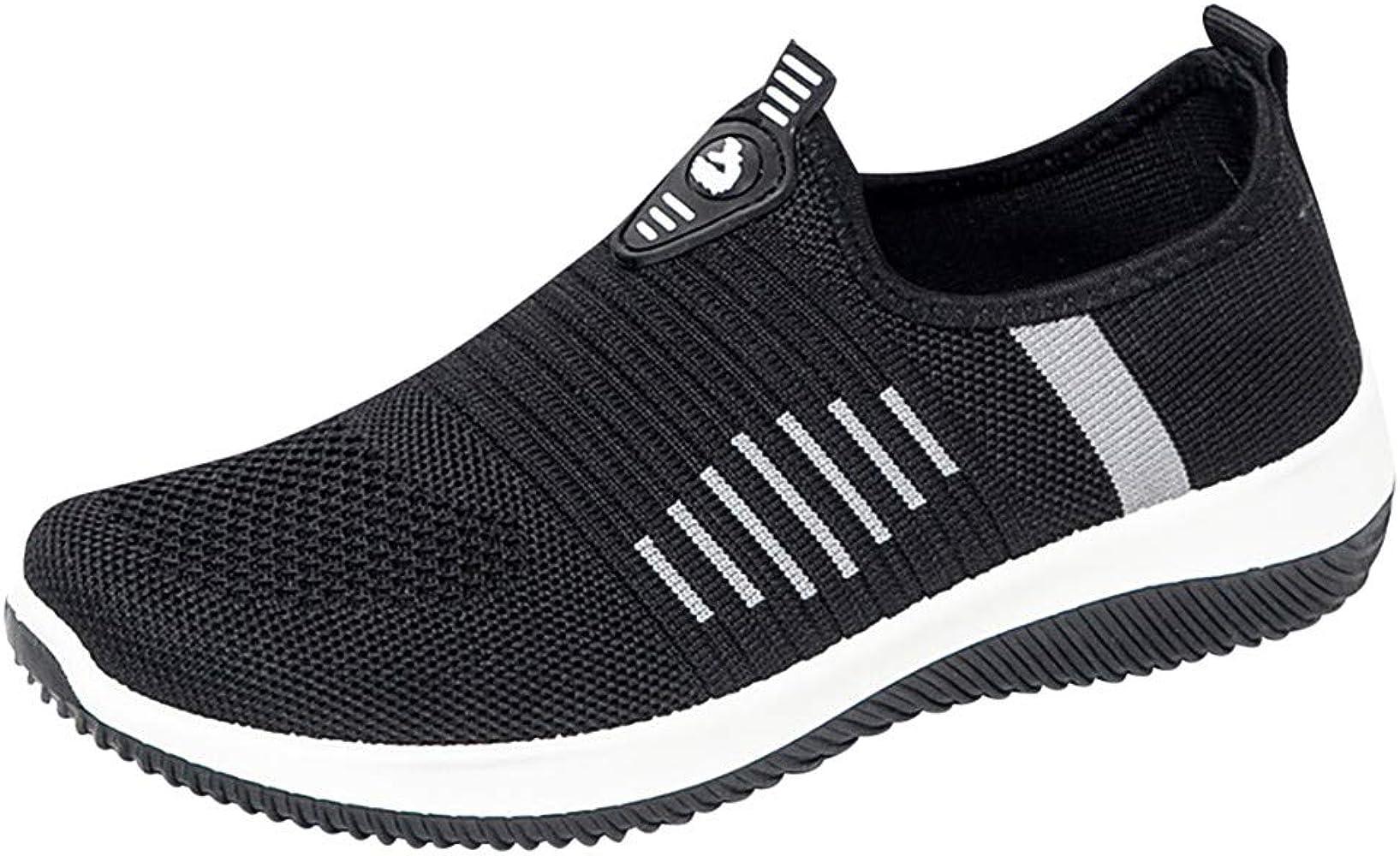 Luckycat Zapatillas Deportivo para Mujer Verano Running Zapatos ...