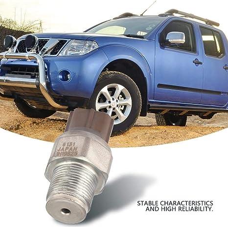 Nouveau Capteur de pression rampe d/'injection pour Nissan Murano Navara NP300 PATHFINDER 2.5 DCI