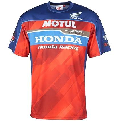 Honda Endurance Racing Team All Over Printed T-Shirt Official 2018