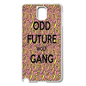 High Quality Phone Back Case Pattern Design 6Odd Future Wolf Gang Peculiar Design- For Samsung Galaxy NOTE3 Case Cover