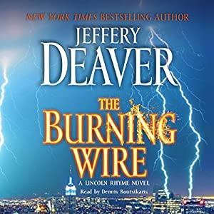 The Burning Wire Audiobook