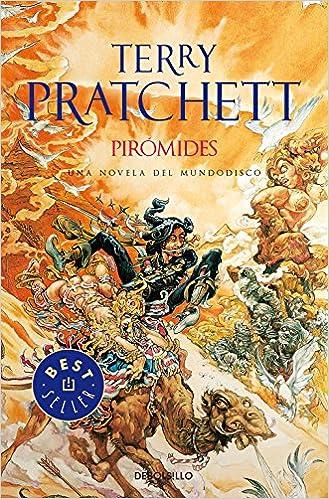 Pirómides (mundodisco 7) por Terry Pratchett