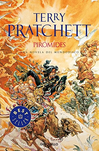 Pirómides (Mundodisco 7) (BEST SELLER) Tapa blanda – 17 mar 2016 TERRY PRATCHETT Albert Sole DEBOLSILLO 8497593170