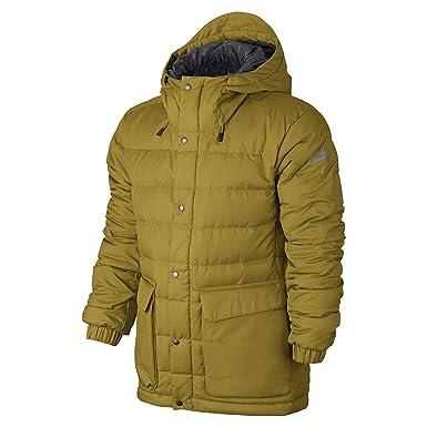 66dfdc0bb902 Amazon.com  Nike SB 550 Down Snowboard Jacket - Mens (L