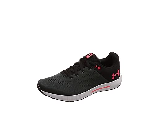 Under Armour Micro G Pursuit, Zapatillas de Running para Mujer, Negro (Black/