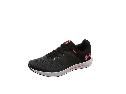 Under Armour Micro G Pursuit, Zapatillas de Running para Mujer, Negro (Black/