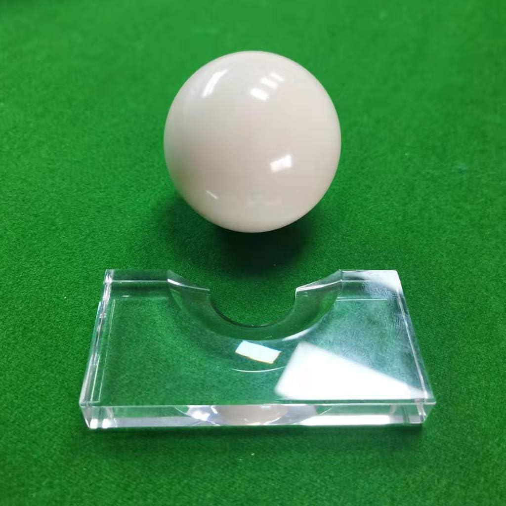 Toygogo Localizador de Billar Transparente Snooker Marcador de Posición de Pelota de Billar Suministros de Billar - Tipo británico: Amazon.es: Deportes y aire libre