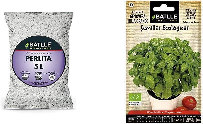 Sustratos Sustrato Perlita 5L Batlle + Clavos Fertilizantes ...