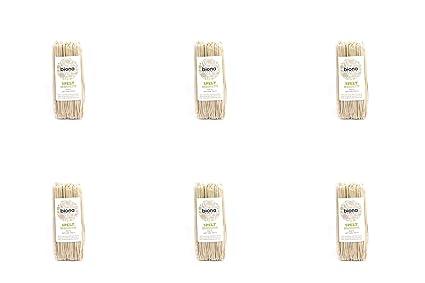 Amazon.com : Biona Organic - Spelt Pasta White - Artisan Spaghetti - 350g : Beauty