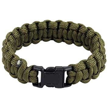Highlander Paracord Bracelet With Quick Release Buckle Mens Amazon