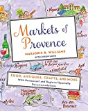 Provence, France, is justly famous for its dazzling light, vibrant colors, rich history, and flavorful foods and wines. And its markets have been the beating heart of Provençal life since the Middle Ages. In Markets of Provence, Marjor...