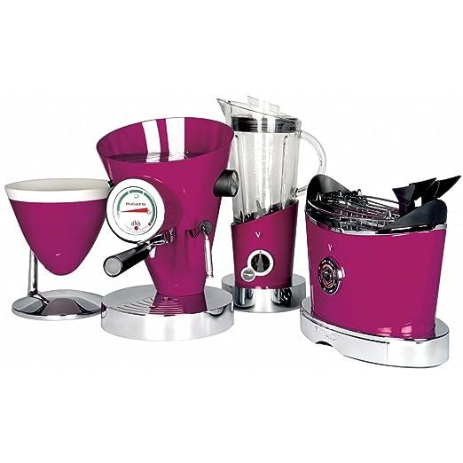bugatti diva espresso machine 10 litre 950 watt 15 bar lilac amazoncouk kitchen u0026 home