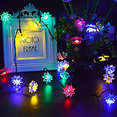 Solar String Lights Outdoor Christmas Decoration Light Waterproof Solar Patio Lights Decorative for Xmas Tree Garden Home Lawn Wedding Party Holiday