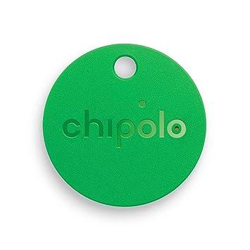 Chipolo Classic 2N Gen - Llavero localizador, Color Verde