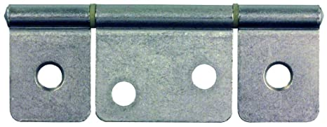 JR Products 70635 Non-Mortise Hinge - Satin Nickel,Amazon.com.                      Deliver