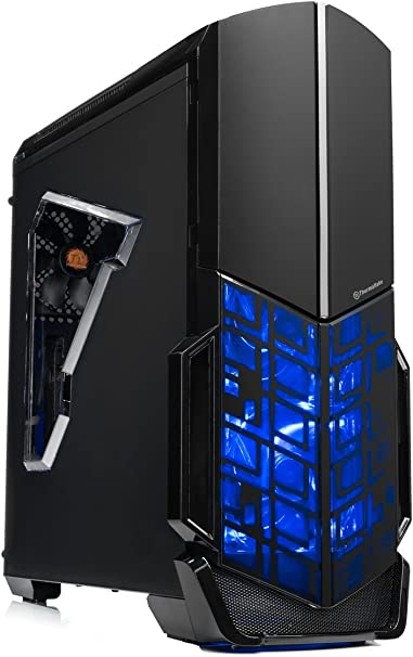 [Ryzen & GTX 1050 Ti Edition] SkyTech Shadow Gaming Computer Desktop PC Ryzen 1200 3.1GHz Quad-Core, GTX 1050 Ti 4GB, 8GB DDR4 2400, 1TB HDD, 24X DVD, ...